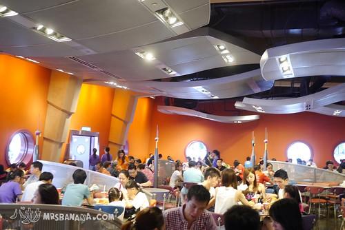 09迪士尼晚餐廣場飯點 (6)