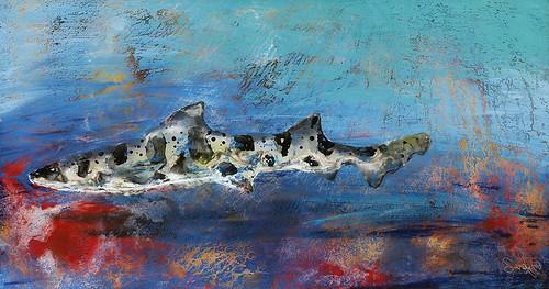 Sea Leopard by Joshua Serafin