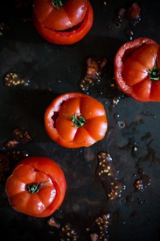 Fresh Tomatoes _ Hollowed