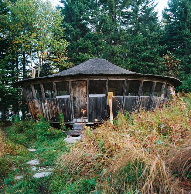 Guest Yurt.