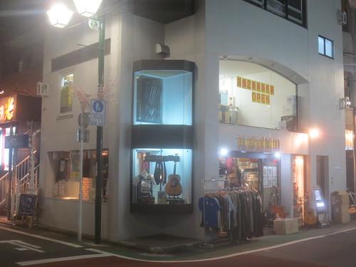 ガレージストア(江古田)