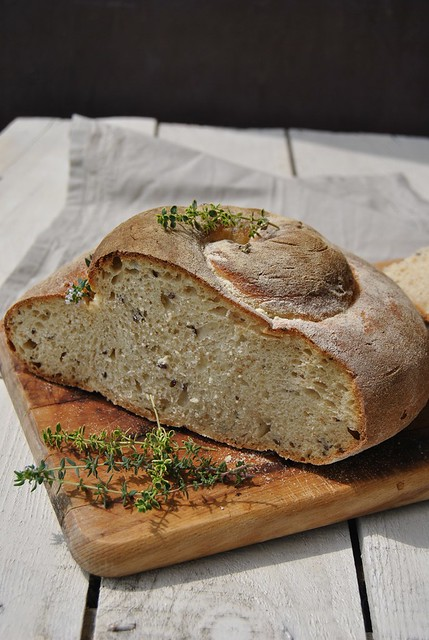 Kamut Khorasan Flour Sourdough Bread