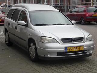 2002 Opel Astra Van