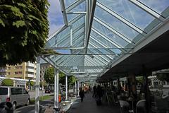 Unter dem Glasdach (1)