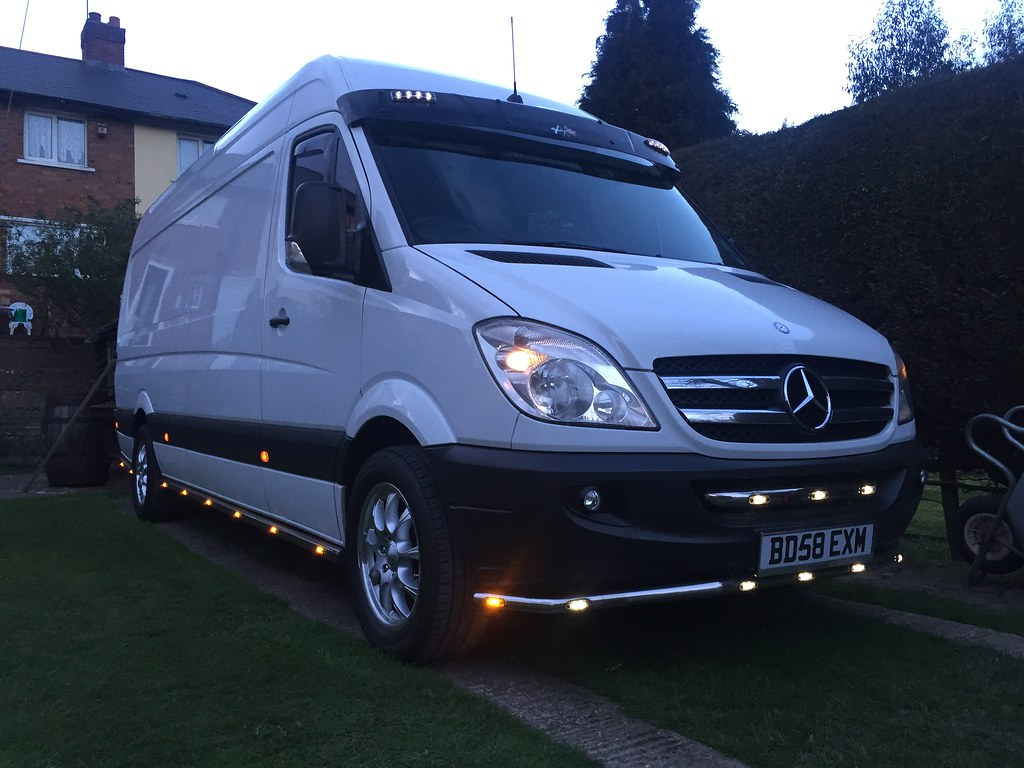 Mercedes Benz Van >> Paul.Bevan's most interesting Flickr photos | Picssr