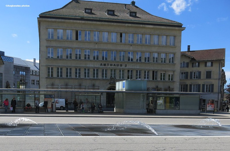 Amthausplatz, Solothurn