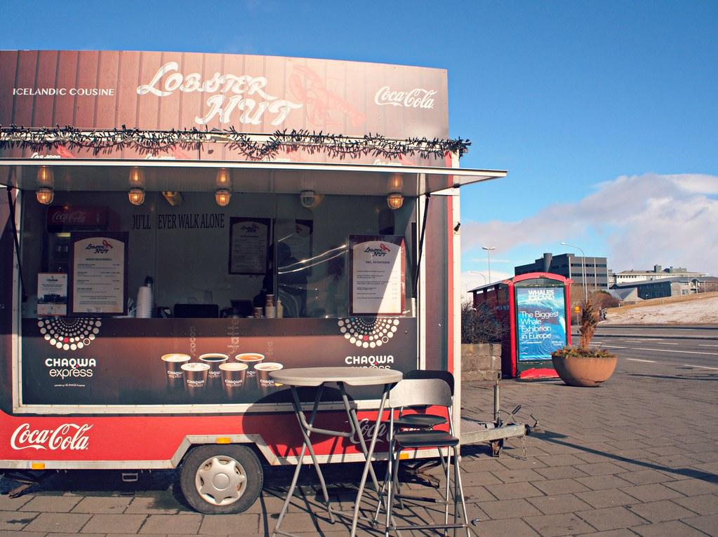 lobster hut reykjavík iceland