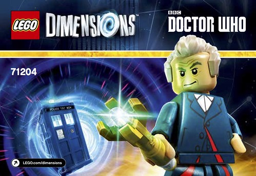 Doctor Who, Portal 2 & Simpsons Confirmed for LEGO Dimensions ...