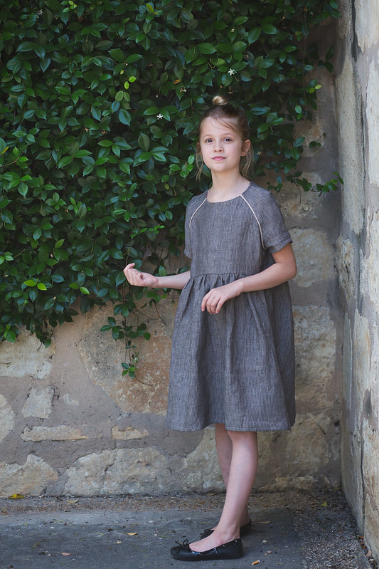 Mini Marthe Dress