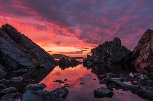 norway midnight vardø varanger hornøya
