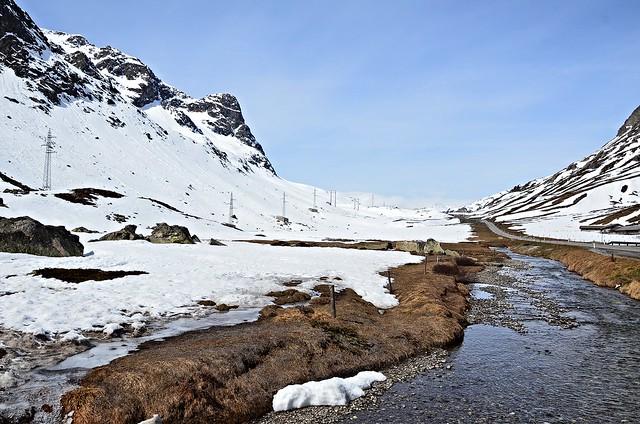 Julier Pass (Alt : 2284m)  -  (1)