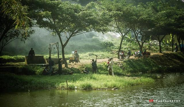 Hunting di Situ Sipatahunan - Baleendah