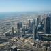 Burj Khalifa @ 148 floor by freddy710