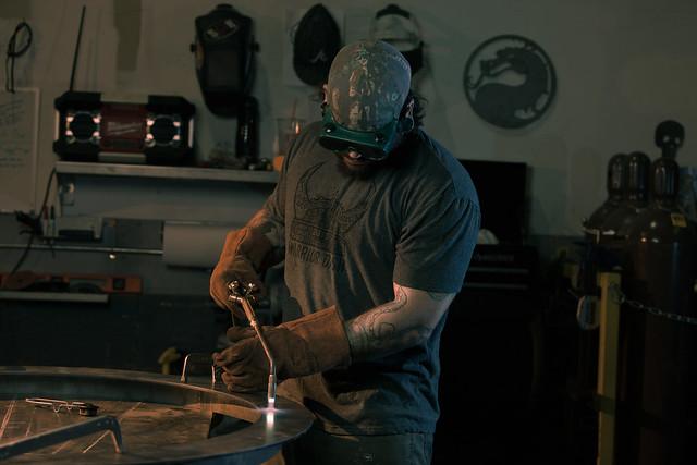 Fading Skills Series: Welder