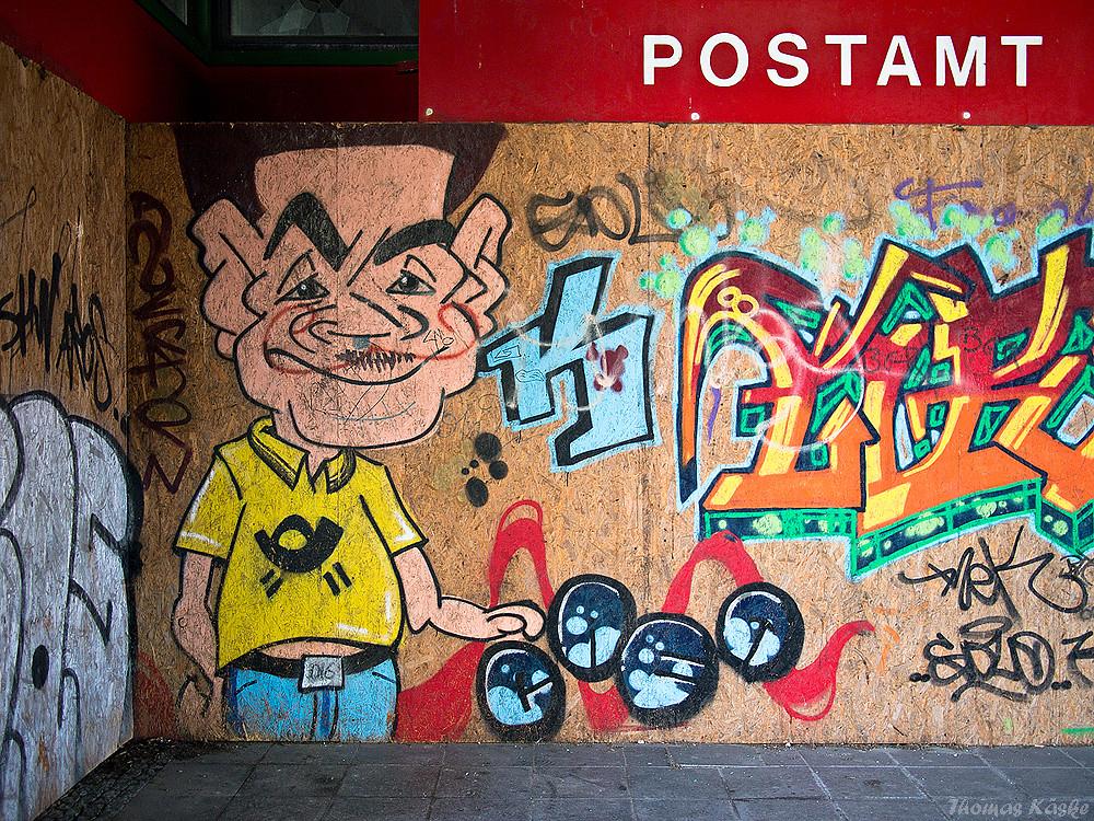 Postamt Klosterstraße 38-42