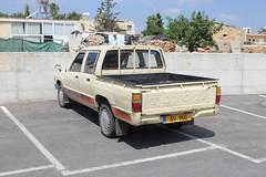 Cyprus Vans & Pickups..