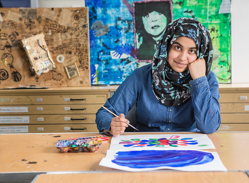 Aisha Arshad BTEC Art & Desin Extended Diploma Level 3
