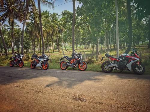 travel india 2016 karnataka touring riding cbr 650f cbr650f honda