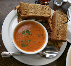 The Best Tomato Soup I've Ever Had