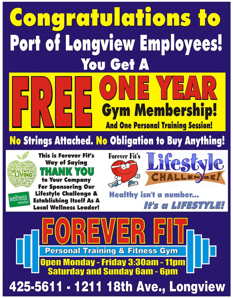 Port of Longview Flyer 10-16-16
