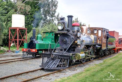 282 Years of Locomotive