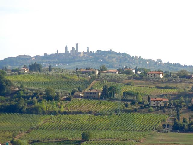 Tuscany Certaldo View - 2
