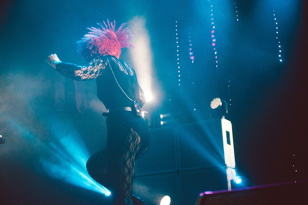 Grouplove - Hammerstein Ballroom - November 5, 2016 - New York, NY