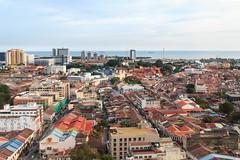 View of Melaka, Malaysia