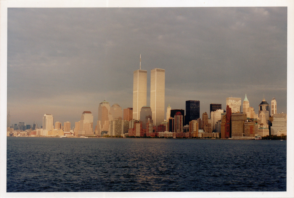We Were Young [1993] - Twin Towers, World Trade Center (WTC), Manhattan