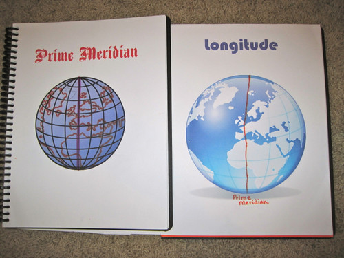 Prime Meridian/Longitude Pages