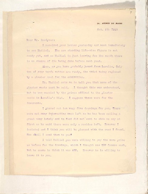 letter from ceo letter from cecil howard on october 8 1925 page 11a 22849