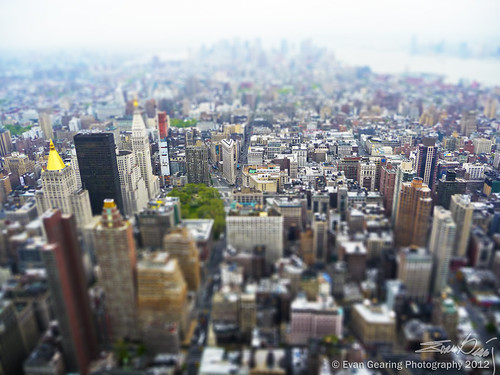 Miniature New York City