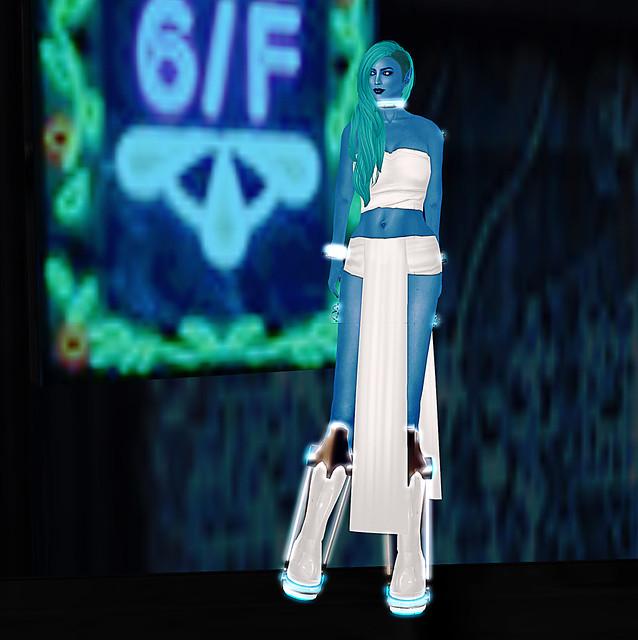 Collared alien II