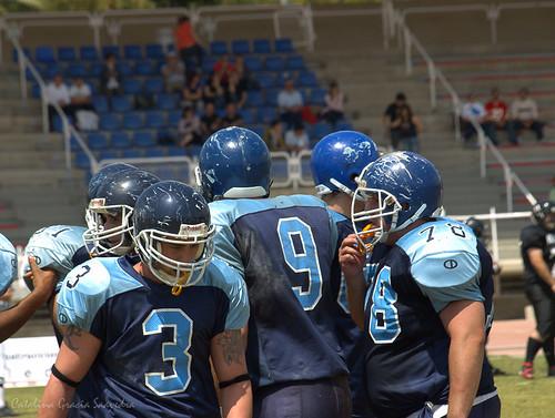 Murcia Cobras - Barberá Rookies.10-5-2009