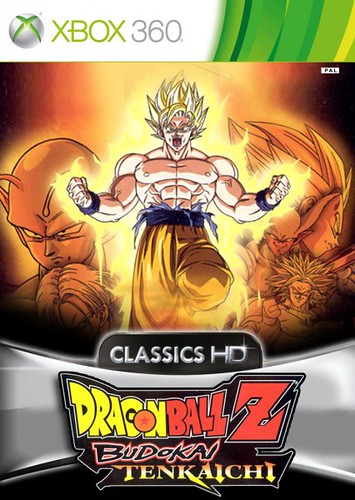 Dragon Ball Z Budokai Tenkaichi HD Collection Listed