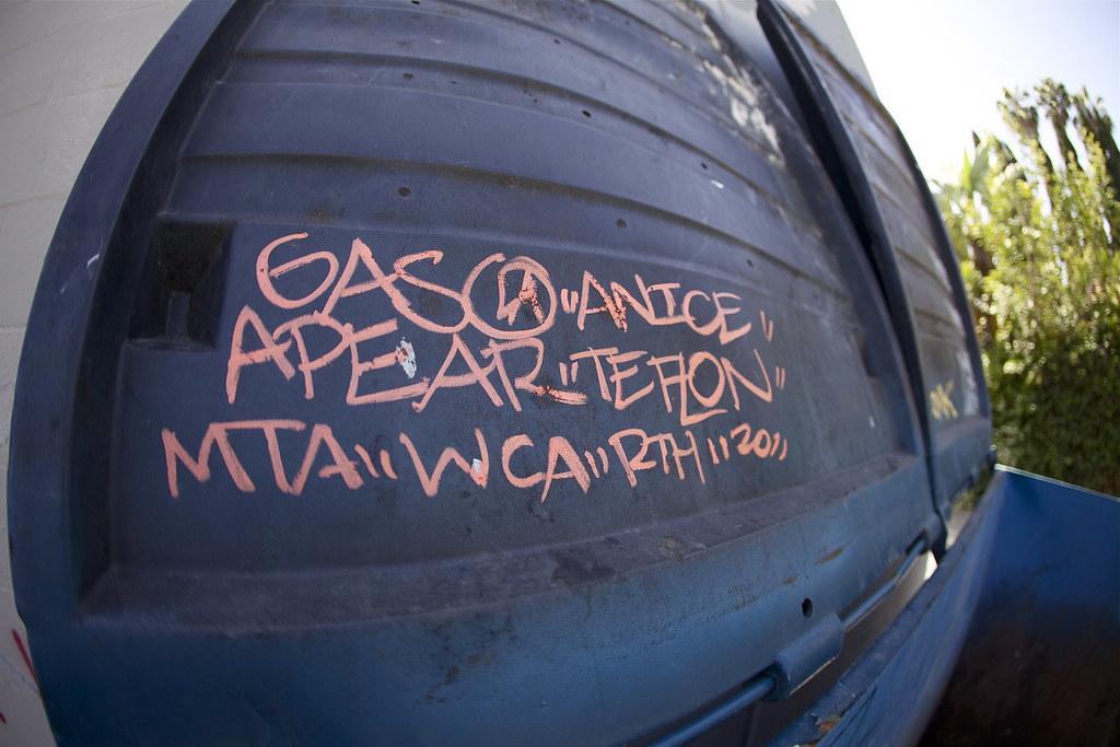GASO ANICE APEAR TEFLON MTA WCA RTH 2011 | CHASING PAINT