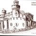 Manzanarez El Real dibujo rotulador 2