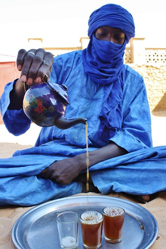 Tea in Timbuktu,Oyler