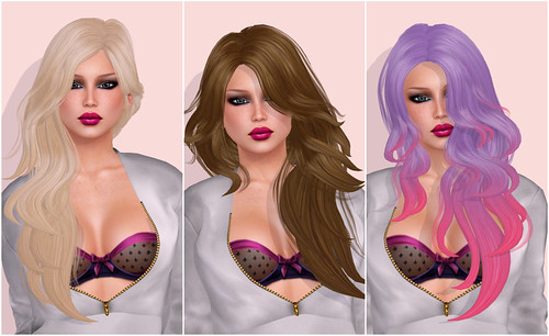 DeLa Mesh Hair - New