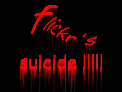 flickr's suicide !!!!!