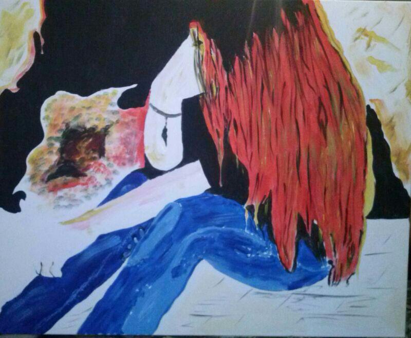 acryl painting 120x70