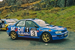 Killarney rally of the lakes 1994