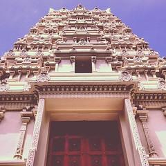 Looking up #instagramjxn #temple #hindu