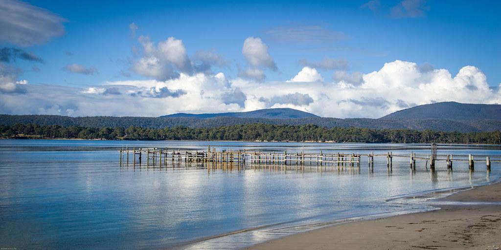 Tasmania holiday - Magazine cover