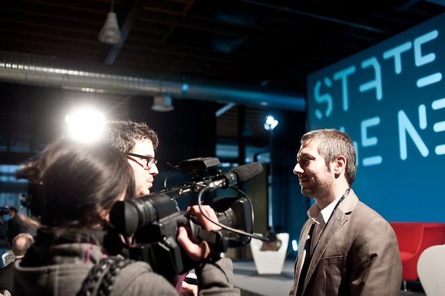 Daniele Bernardi interviewed