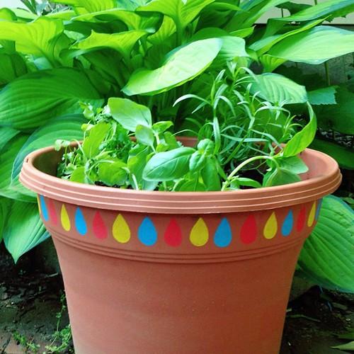 ppf flowerpot
