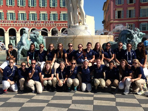 UMW WOMEN'S SOCCER IN NICE, FRANCE