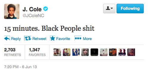 J. Cole (@JColeNC) #BornSinnerListening Experience