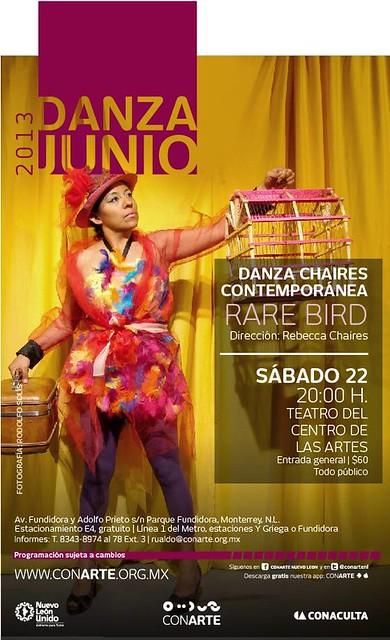 Rare Bird de Danza Chaires Contemporánea