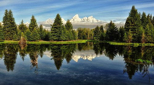 Low Clouds at Scwabacher